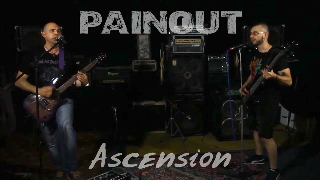 "One more live studio video - ""Ascension"""